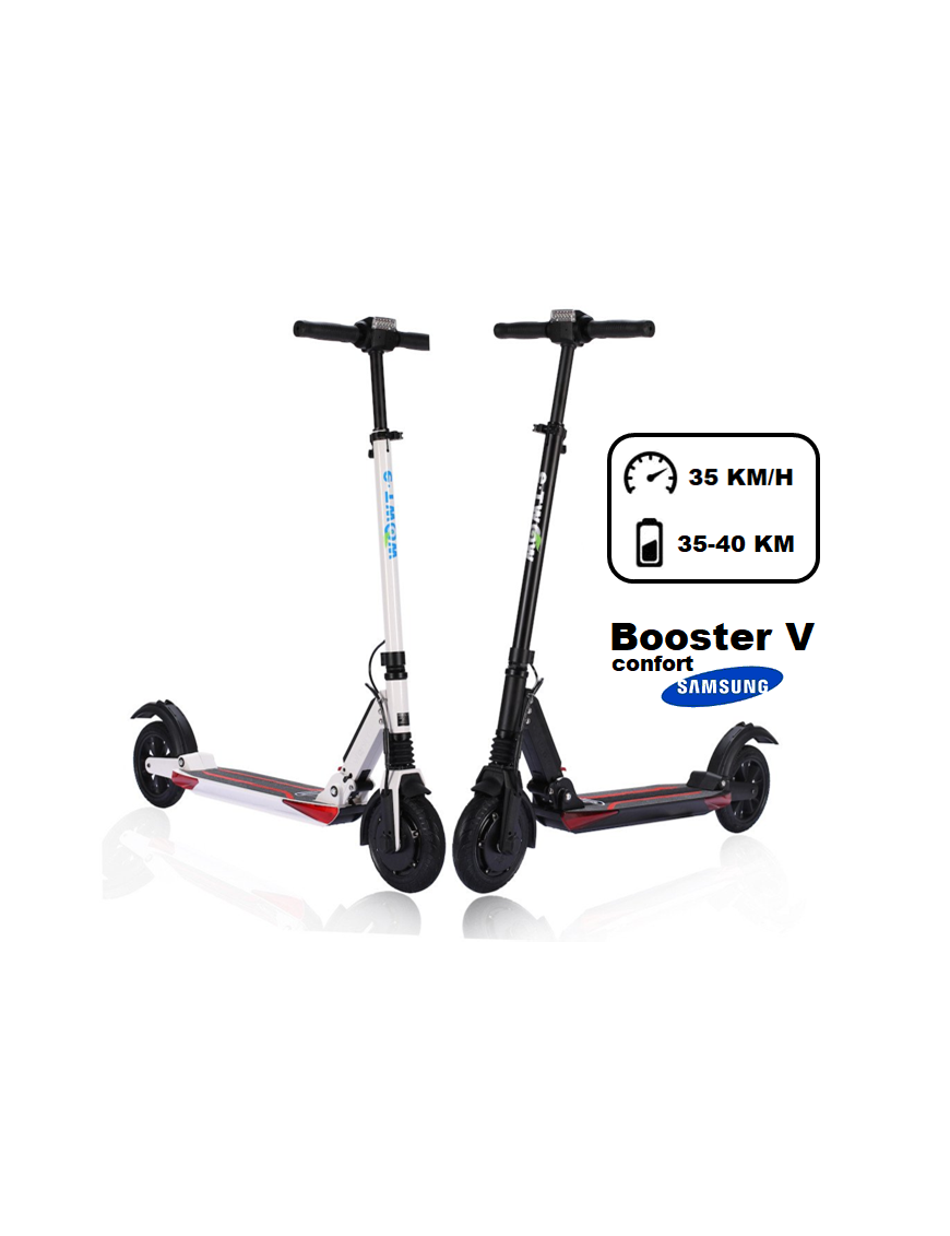 E-TWOW BOOSTER V – EVOLUTION 36V 10Ah